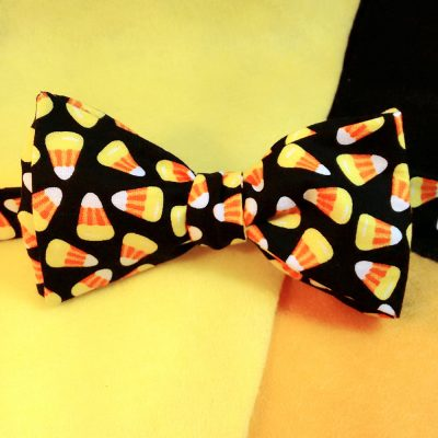 Corn Seeds Bow Tie