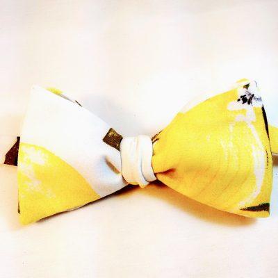 Lemon Bow Tie